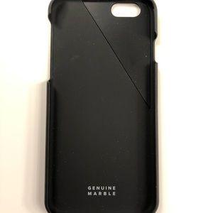 GENUINE MARBLE IPHONE CASE
